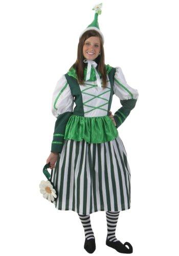 Munchkin Woman Deluxe Costume (Munchkin Woman Costumes)