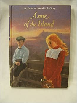 Anne Of The Island Illustrated Junior Library L M