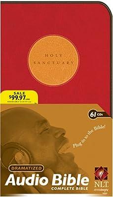 Holy Sanctuary Bible: New Living Translation, Dramatized