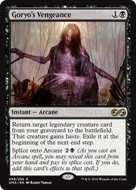 Amazon.com: Magic: The Gathering - Goryos Vengeance ...