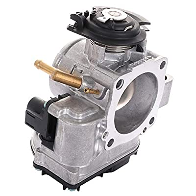 ANPART NEW Automotive Replacement Throttle Bodies- Fits for 1998 1999 2000 2001 2002 Volkswagen Cabrio/Golf/Jetta-Replaces 337-60652: Automotive
