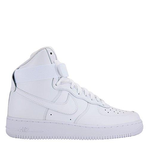 Women's Air Force 1 High White 334031-105