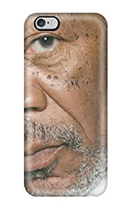 Premium Case With Scratch-resistant/ Morgan Freeman Case Cover For Iphone 6 Plus