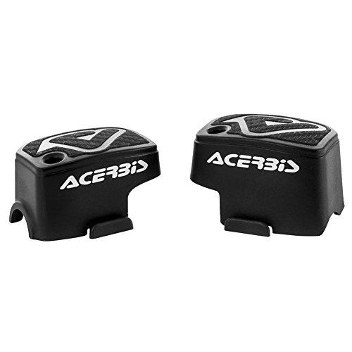 Acerbis Master Cylinder Covers Black - Fits: KTM 250 SX-F 2015-2018