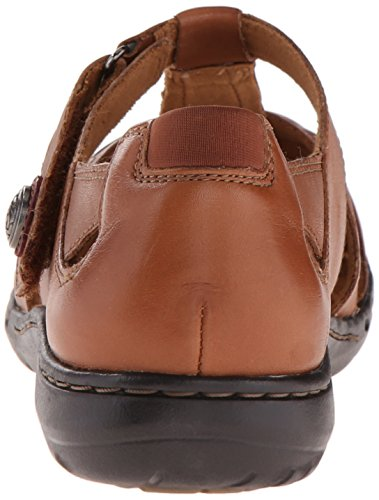 Cobb Hill Rockport Womens Patina-ch Flat Tan