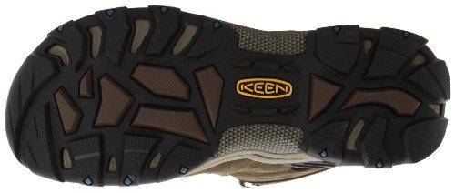 Celestial Hiking Women's Earth Boot Mid Dark Gypsum KEEN 681wqZHB