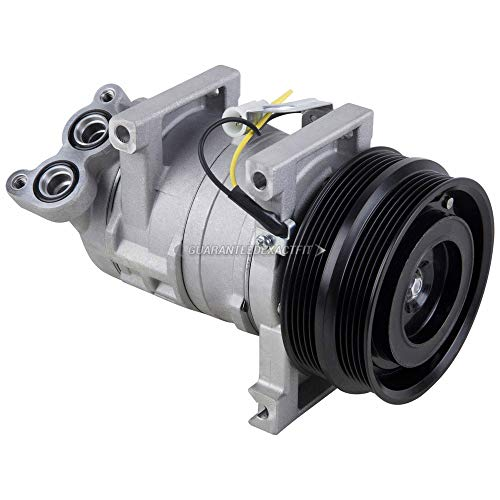 Ac S40 Volvo Compressor - AC Compressor & A/C Clutch For Volvo S40 V50 C70 C30 - BuyAutoParts 60-01988NA NEW