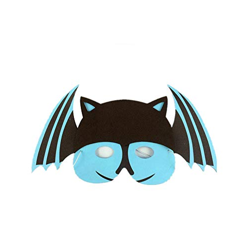MOKO-PP EVA Foam Cartoon Mask Costume Party Mas kFavors Dress-Up Costume for Party(E) -
