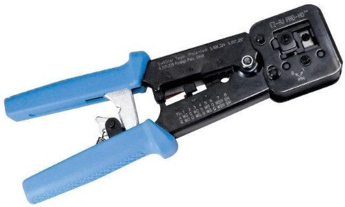 Platinum Tools 100054C Clamshell EZ-RJPRO HD Crimp Tool (2)