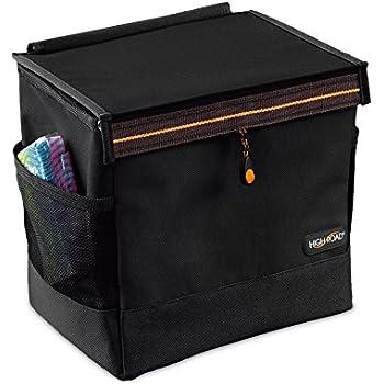 Amazon Com High Road Car Floor Litter Basket Black