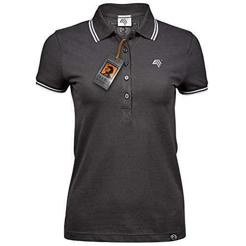 MAGNA Basic SLINKY Stretch Kurzarm Shirt T-Shirt Lagenlook Damen NEU hellgrau