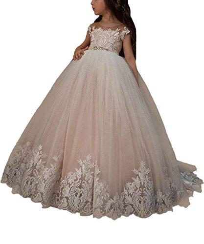 Applique Gown - 6