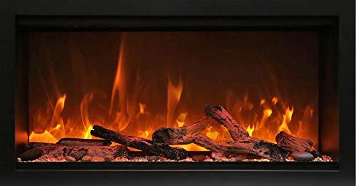 Cheap Amantii SYM-34-XT Electric Fireplace Black Friday & Cyber Monday 2019