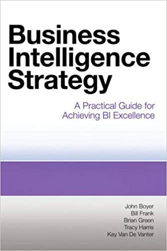 Amazon com: Business Intelligence Strategy: A Practical