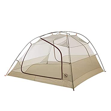 Big Agnes Copper Spur HV UL 4 Person Tent-Olive (THVCSG417)