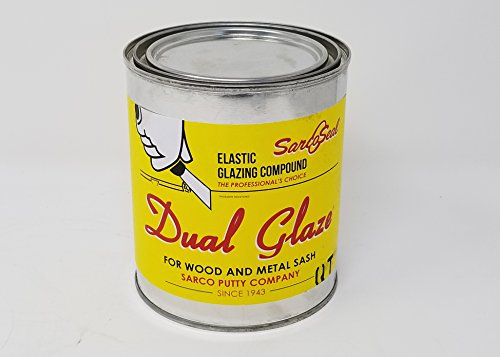 Sarco Dual Glaze Putty (Quart)