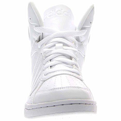 02a7b708b093f free shipping adidas NEO Women s Hoops Team Mid W Casual Sneaker ...