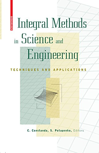 Integral Methods in Science and Engineering: Techniques and Applications (Application Of Integral Calculus In Electronics Engineering)