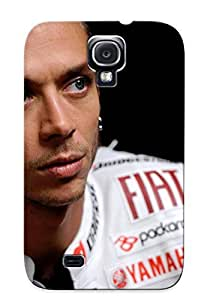 New Fashion Premium Tpu Case Cover For Galaxy S4 - Valentino Rossi Case For New Year's Day's Gift