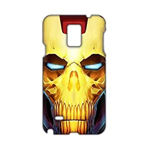 3D Case Cover Cartoon Ironman Phone Case for Samsung Galaxy Note4
