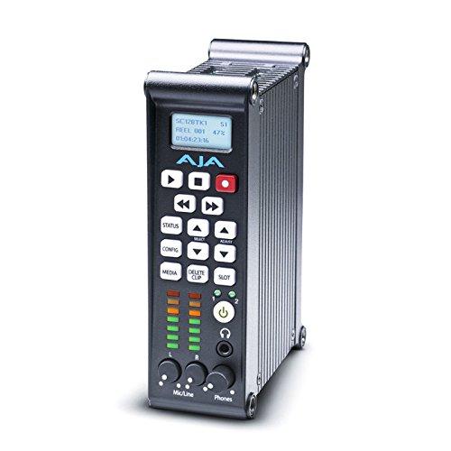 AJA Ki Pro Mini Ultra-Portable Digital CF Recorder with Apple ProRes 422 by AJA Video Systems