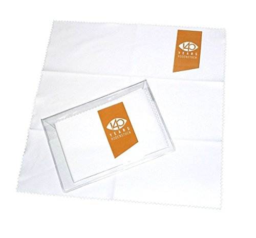 3 Original 18X18 Rodenstock Microfiber Cleaning Cloth for Lensses and Screens
