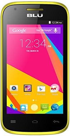 BLU Dash JR 4,0 K Smartphone - Desbloqueado: Amazon.es: Electrónica