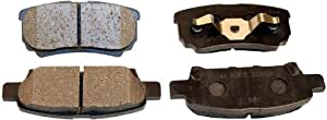 BECK/ARNLEY WORLDPARTS 089-1848 OE BRAKE PADS