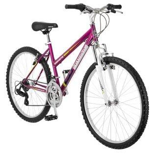 26' Roadmaster Granite Peak Women's Mountain Bike, Magenta