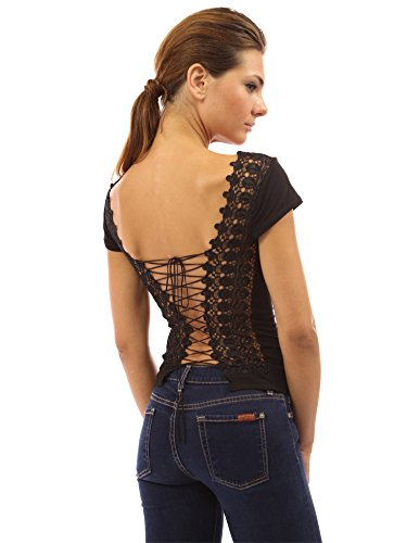 PattyBoutik-Womens-Corset-Embroidered-Lace-Up-Back-Top