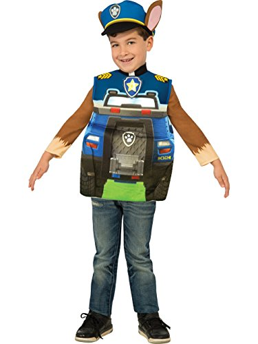 Rubie's Costume Paw Patrol 3D Chase Child Costume, Small -