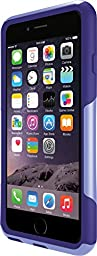 OtterBox COMMUTER SERIES Case for iPhone 6/6s - Retail Packaging - PURPLE AMETHYST (PERIWINKLE PURPLE/LIBERTY PURPLE)