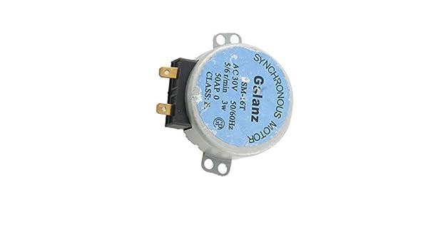 Aexit SM-16T AC 30V 3.5 / 4W 5 / 6RPM síncrono para (model ...