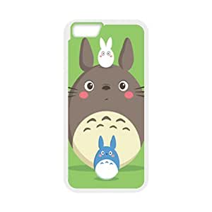 "I Love Totoro Custom Case for Iphone6 4.7"", Personalized I Love Totoro Case"