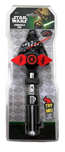Star Wars Classic Fan- Vader Handheld Toy Fan