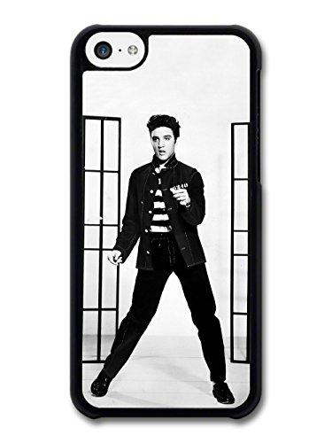 Elvis Presley Jailhouse Rock King of Rock & Roll coque pour iPhone 5C