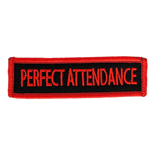 (Perfect Attendance Patch)