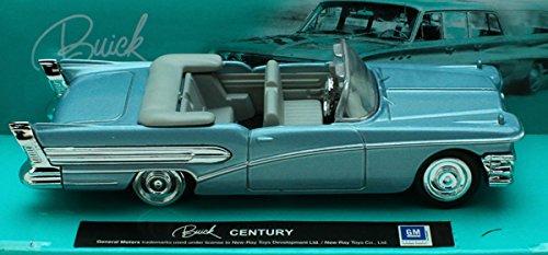 New Ray Newray 1:43 Diecast 1958 Buick Century Convertibl...