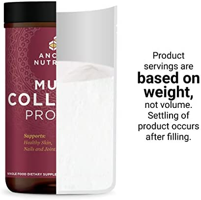 Multi Collagen Protein Powder Pure, Formulated by Dr. Josh Axe, 5 Types of Food Sourced Collagen Peptides, Supports Hair, Joints, Skin and Nails, Made Without Gluten & Dairy, 8.6oz 7