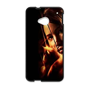 Character Phone Case The hunger games For HTC One M7 NC1Q02278