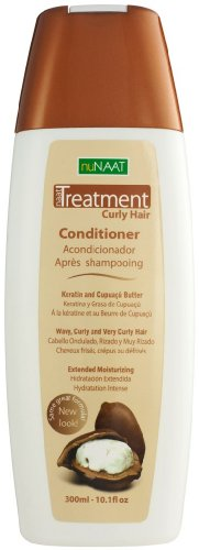 Nunaat Treatment Conditioner with Keratin 10.3 oz. (Pack ...