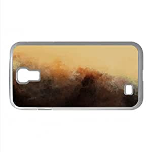 Golden Nebula Watercolor style Cover Samsung Galaxy S4 I9500 Case