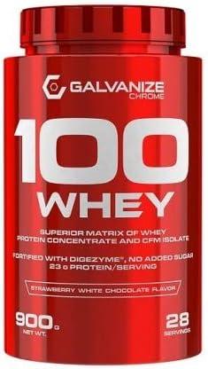 Proteina 100 Whey 900 Grs - Galvanize Nutrition, CHOCOLATE ...