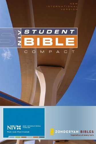 NIV Student Bible, Revised Edition (New International Version)