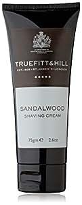 Truefitt & Hill - Sandalwood Shaving Cream (Travel Tube) 75g/2.6oz