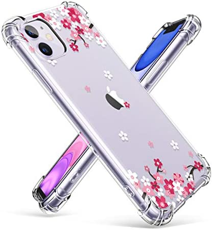 GVIEWIN Ultra Thin Shockproof Transparent Protective