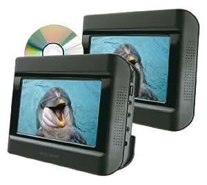NextBase Click 7 Lite Duo - Reproductor portátil (Corriente alterna, Encendedor de cigarrillos, LED, 480 x 234 Pixeles, 16:9, AVI, DAT, MPEG2, MPEG4, VOB, MP3, WMA)