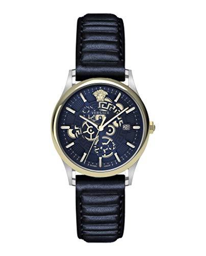 Versace Mens Aiakos Special Watch VEBS00218 ()