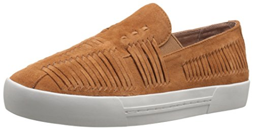 Joie Mujeres Huxley Fashion Sneaker Whisky