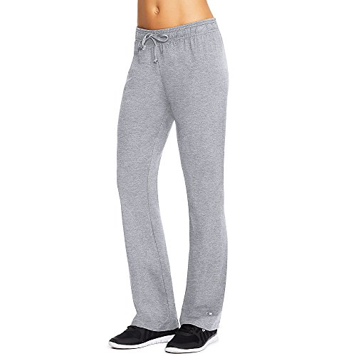 Oxford Lounge Summer (Champion Women's Jersey Pant, Oxford Grey, Small)